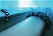 صادرات گاز از زیر دریا
