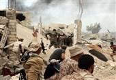 کشته و زخمی شدن دهها نیروی دولتی لیبی در بنغازی