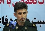 شاپور احمدی فرمانده سپاه باغملک