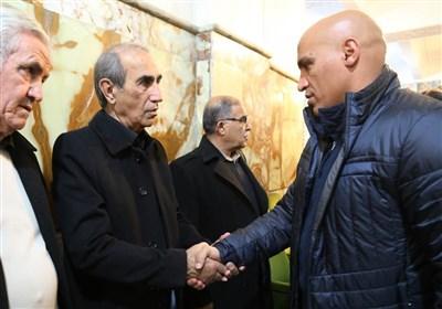 منصوریان و علی جباری