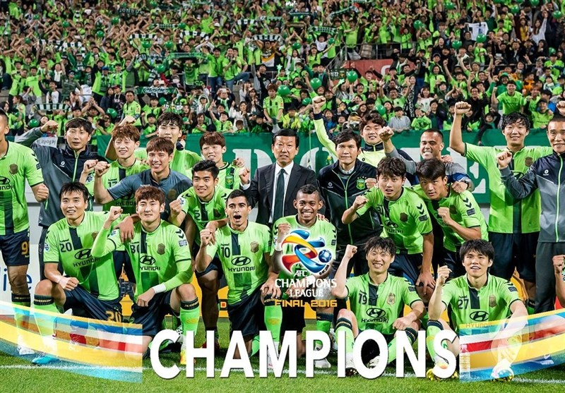 Image result for Jeonbuk champions