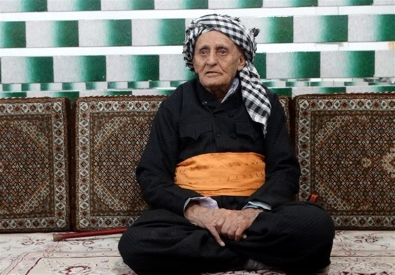 مصرف روغن حیوانی و لبنیات محلی راز سلامتی مسنترین فرد ایرانی + تصاویر