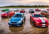 10 خودرو برتر