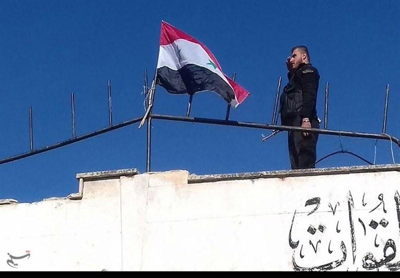 ارتش سوریه الباب