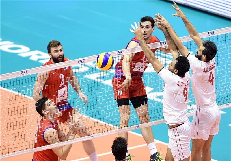 Iran Handed Tough Draw at FIVB Volleyball World Championship QT