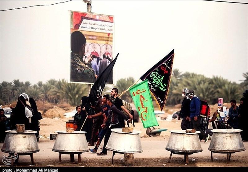 موکبهای ایرانی 120 میلیون پرس غذا تقدیم زائران اربعین میکنند/ نحوه اسکان رایگان در منازل مردم عراق