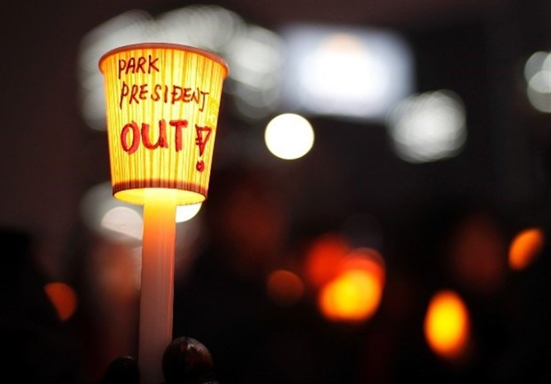 Rival Rallies in Seoul over Park Impeachment