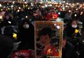 تظاهرات صدها هزار نفری معترضان برای برکناری رئیس جمهور کره جنوبی