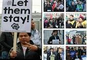 تظاهرات وین16