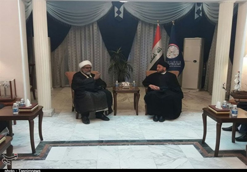 سید عمار الحکیم: پاک عراق دوستی کے فروغ کیلئے پارلیمانی کمیٹی تشکیل دیں گے