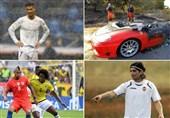 فوتبالیستها+فراری