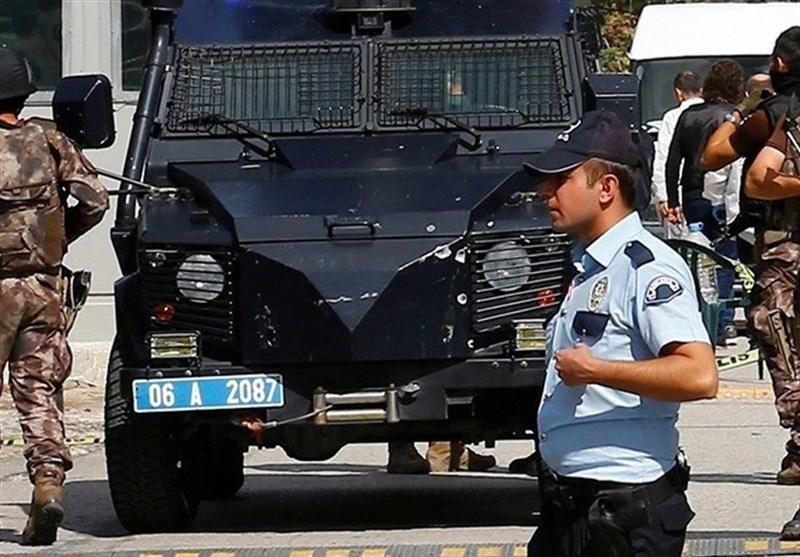 ترک پولیس