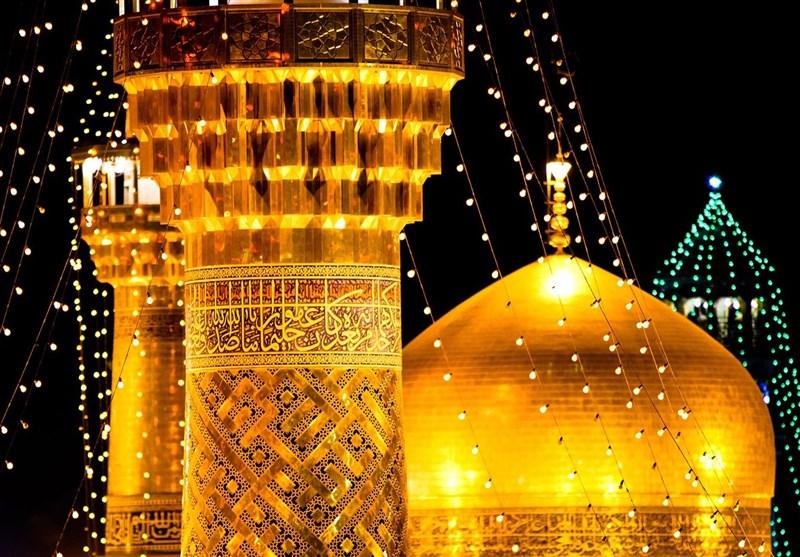 روایتی از حال و هوای مشهد در شب میلاد امام رضا (ع)؛ هرکس اینجا به امید نفسی میآید+تصاویر
