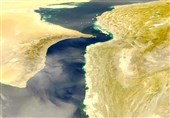 رصد مباشر من طهران للتحرکات البحریة والجویة فی بحر عمان