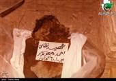 یکر مطهر شهید احمد جعفرنژاد پس از 25 روز بازگشت به پشت جبهه