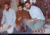 شهید احمد جعفرنژاد در نمازجمعه تهران