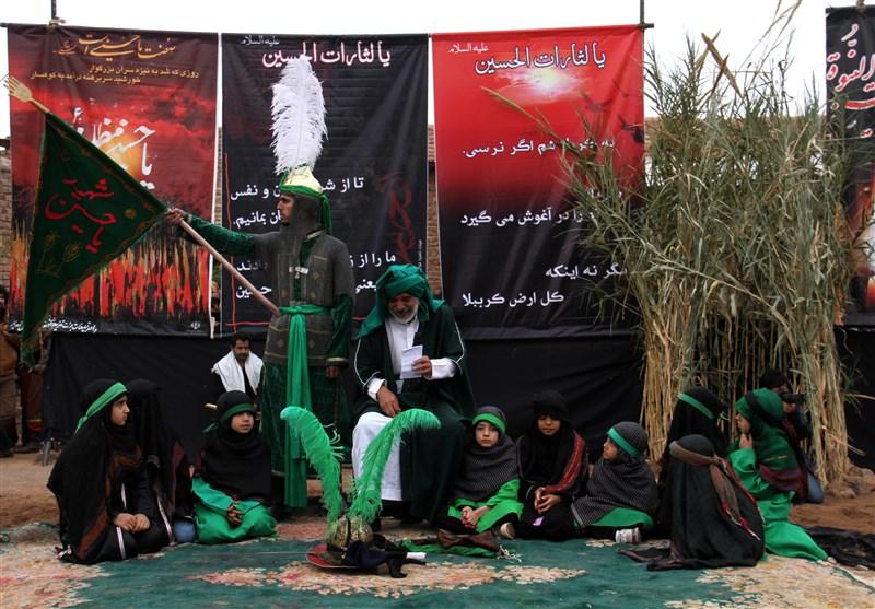 اعضای هیئت موسس انجمن تعزیه کرمان انتخاب شدند