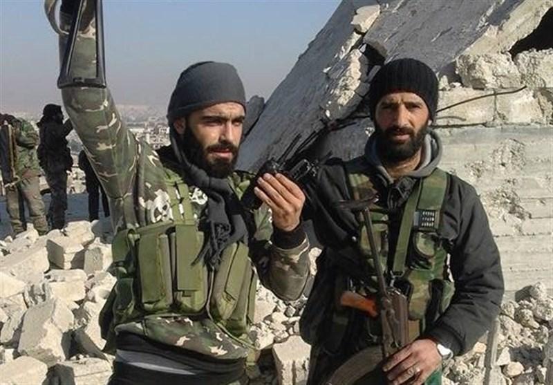 مشاعر أهالی حلب الشرقیة لحظة رؤیة العلم السوری على صدور الجنود السوریین + فیدیو
