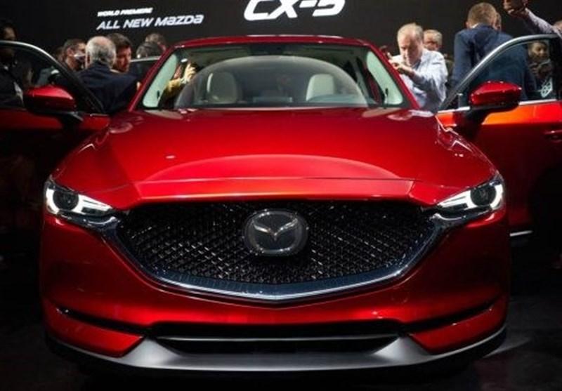 مزدا برای اولین بار در صدر فهرست معتبرترین خودروسازان جهان قرار گرفت,