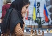 رتبه سیزدهمی خادمالشریعه در مسابقات شطرنج بانوان شائوشین چین