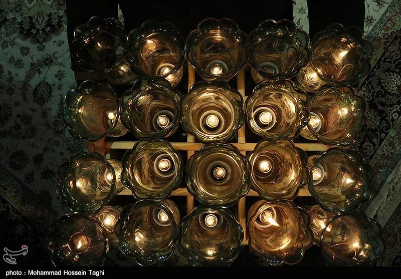 آئین سنتی خطبه خوانی شب عاشورا در بارگاه رضوی برگزار میشود