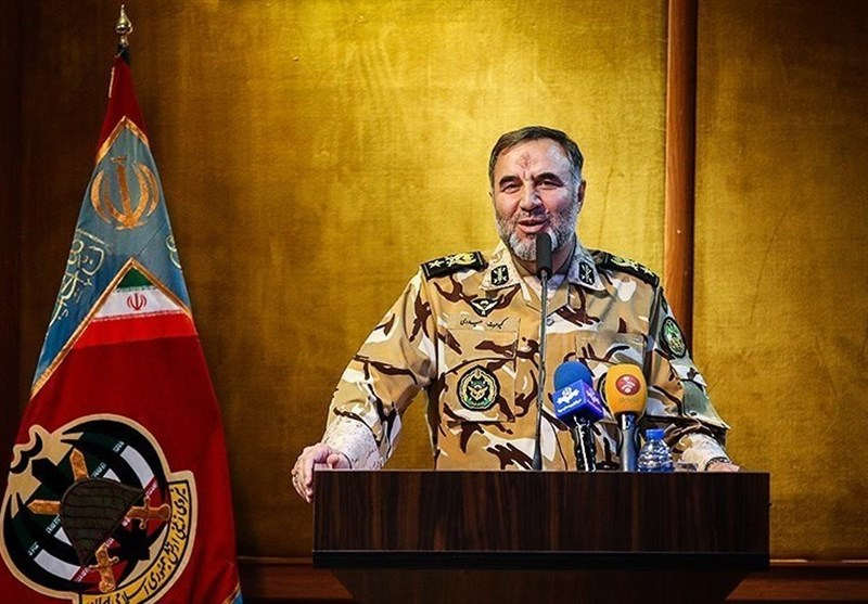 Iran's Armed Forces Pose No Threat to Neighbors: Commander