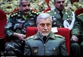 مراسم معارفه جانشین جدید رئیس ستادکل نیروهای مسلح آغاز شد