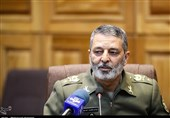 Iran Army Chief: Intruding Drone Brought Down by Homegrown System
