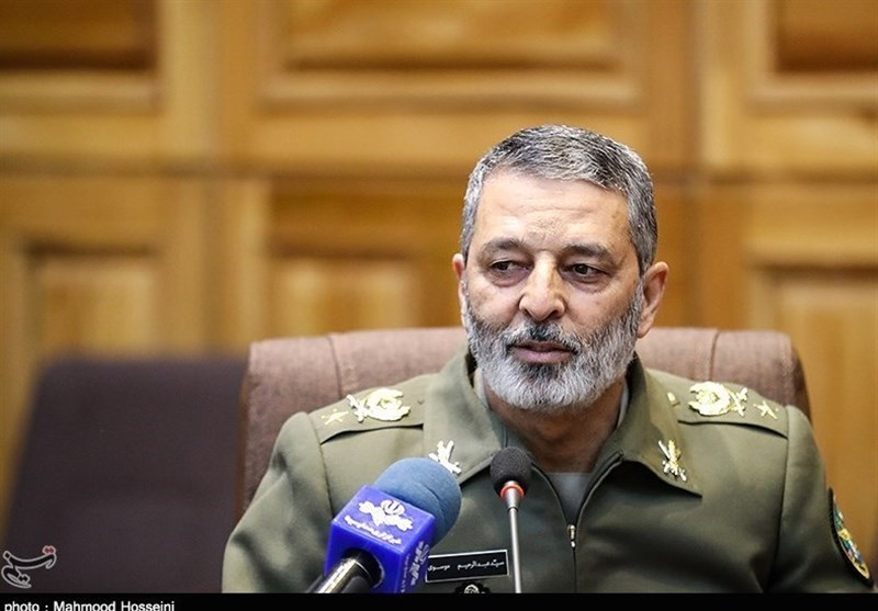 Commander Lauds Air Defense Base's Power to Protect Iranian Airspace