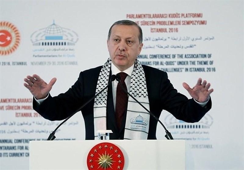 اردوغان: روابط آمریکا و ترکیه در دولت ترامپ بهبود خواهد یافت