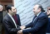 ایران وارمینیا تتفقان على بدء التعاون العلمی والتقنی