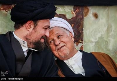 مراسم ختم آیتالله موسوی اردبیلی در تهران