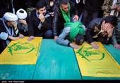 جزئیات تشییع پیکر مطهر 8 شهید فاطمیون در 6 شهر کشور