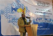 همایش مجاهدان در غربت در دامغان