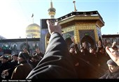 مشهدالرضا(ع) در تب و تاب عزاداری سرور و سالار شهیدان(ع)