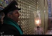 مشهد| مراسم شام غریبان سیدالشهدا(ع) در حرم منور رضوی آغاز شد