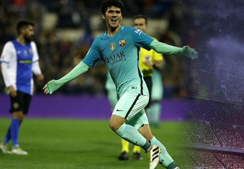 بارسلونا به تساوی رضایت داد