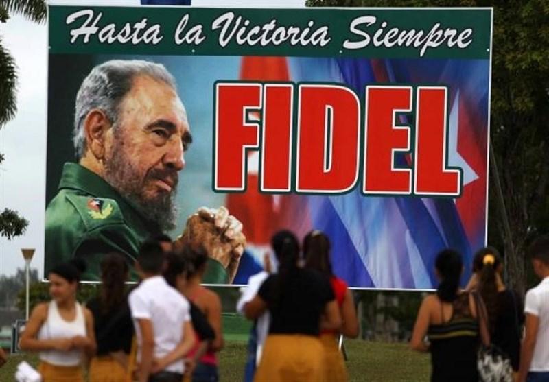 فیدل کاسترو