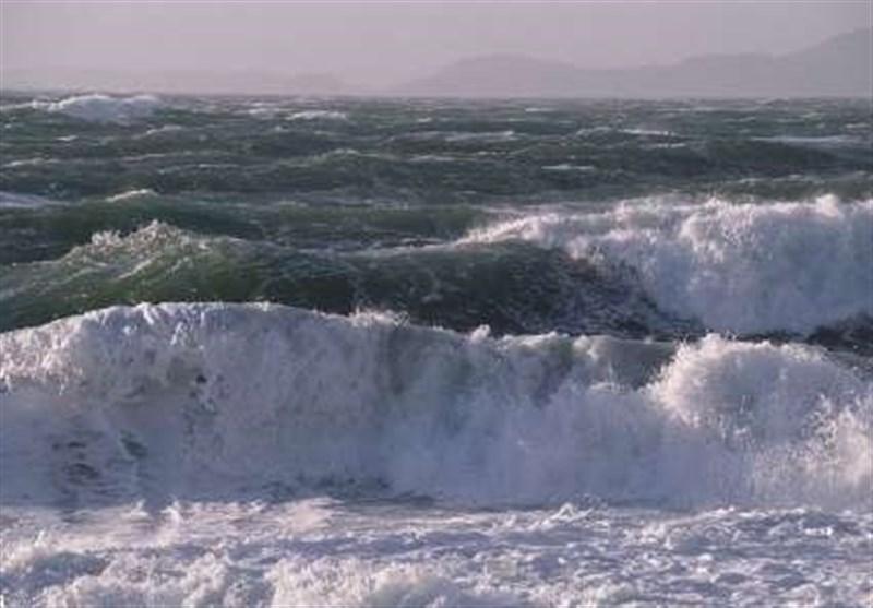 دریای مازندران مواج میشود/ کاهش ناپایداری هوای استان از عصر امروز