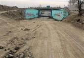 مسیر ارتباطی جاده چیتگر به بلوار امامزاده
