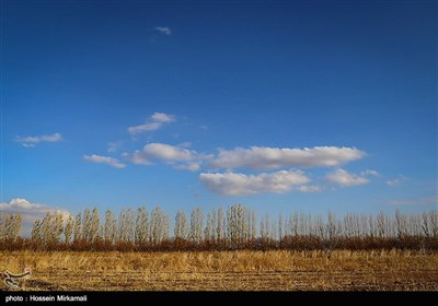 پاییز در قزوین