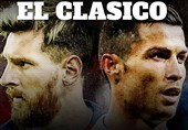 لالیگا| ترکیب اصلی بارسلونا و رئال مادرید اعلام شد