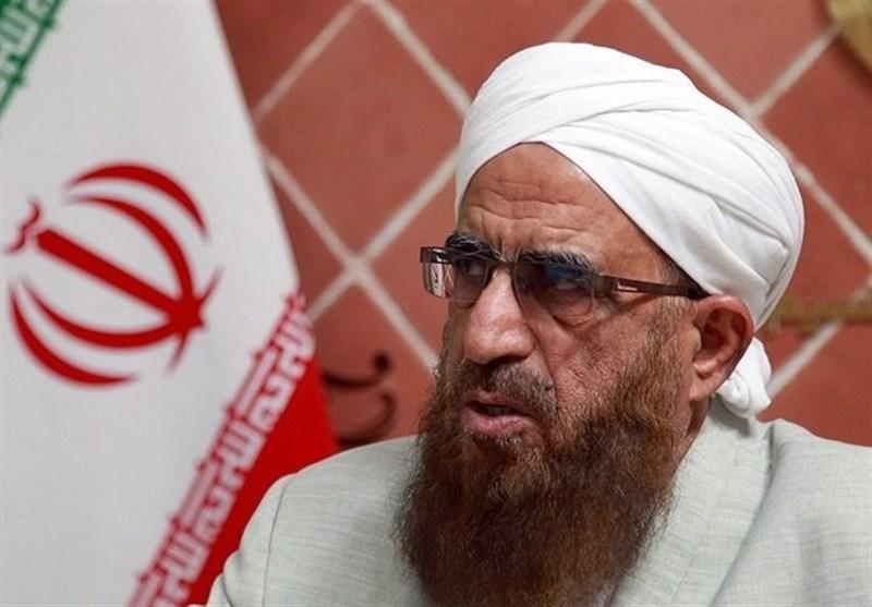 """مولوی سلامی: """"حجتالاسلام رئیسی"""" فردی مدیر، مدبر و آشنا با درد و رنج محرومان است"""