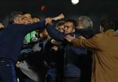 ساکت الهامی و محمد خرمگاه