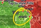 الجیش السوری یوسع دائرة الأمان حول مطار حلب الدولی +فیدیو