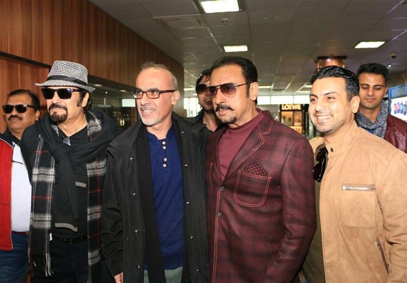 بازیگران هندی سلام بمبئی به ایران آمدند/ دیامیرزا در بین آنها نبود