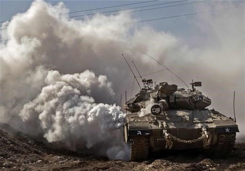 حمله رژیم صهیونیستی به مواضع ارتش سوریه در قنیطره