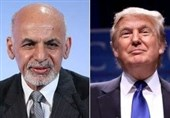ترامپ و اشرف غنی