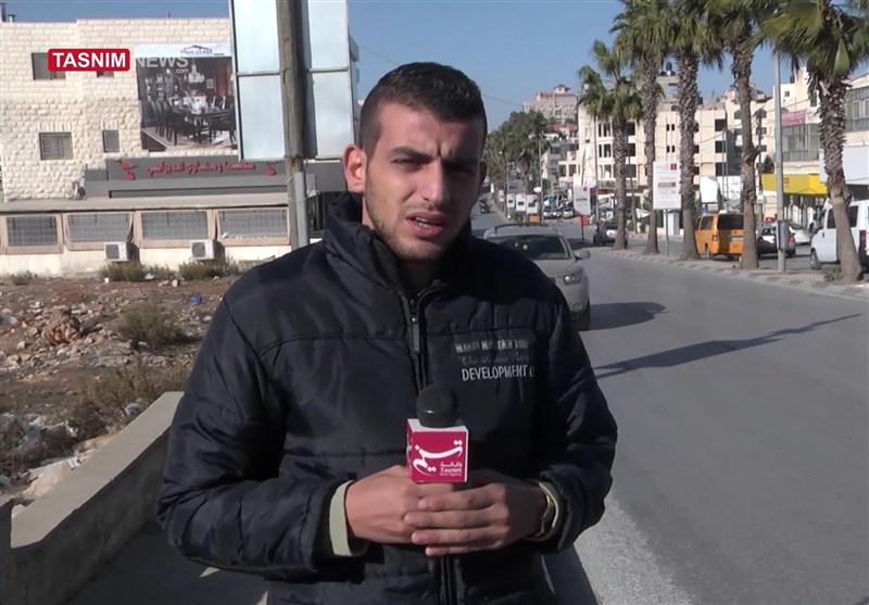 خبرنگار رام الله/ جدید