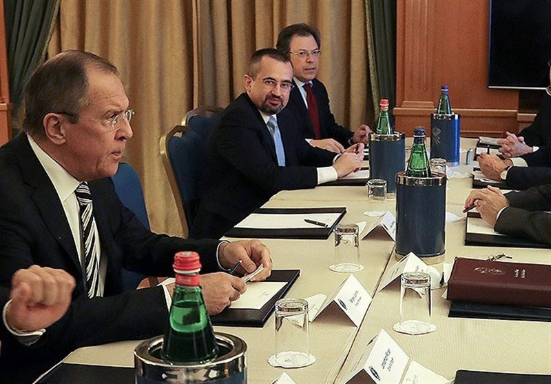 Russia's Lavrov Says Syria Talks with US at Dead End